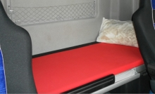 Bed sheet 220 x 65 x 8 cm also suitable for MAN TGX
